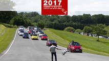 Abarth Day 2017 in Monthléry