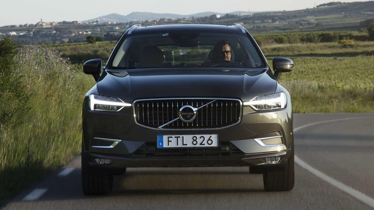 2018 Volvo XC60: İlk Sürüş