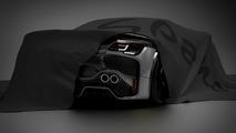 2015 GTA Spano teased; coming to Geneva with 925 bhp V10 twin-turbo