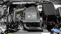 Volkswagen Golf TSI BlueMotion unveiled with a 1.0-liter engine