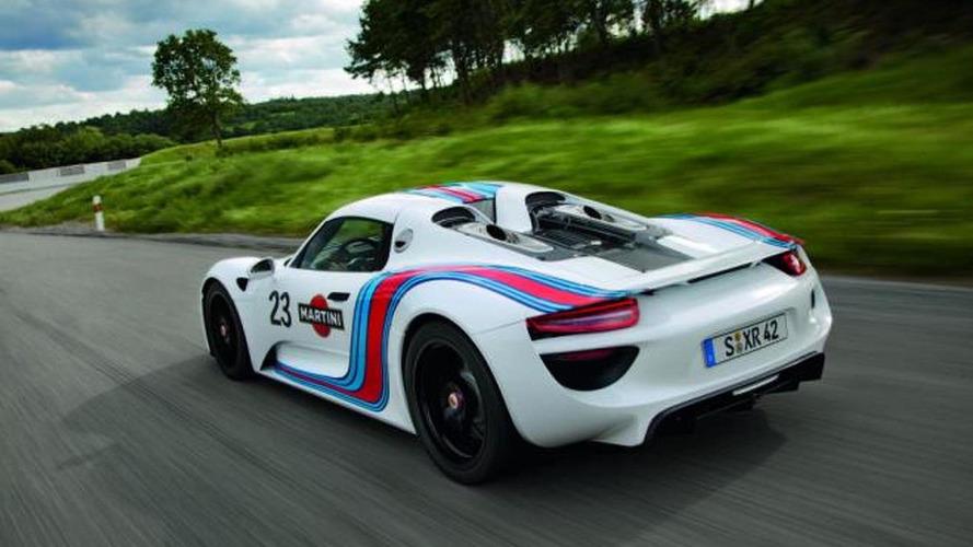 Porsche 918 Spyder, full details leaked