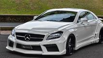 Vitt Performance tunes the Mercedes CLS