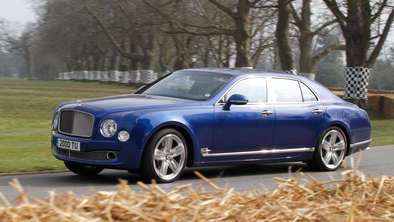 Bentley Mulsanne 16.3.2012