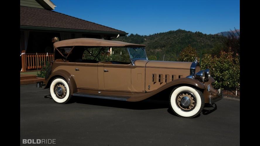 Pierce-Arrow Model 41 7-Passenger All Weather Tourer