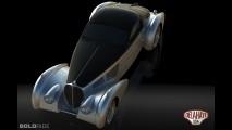 Mercedes-Benz 300 SLR Uhlenhaut Coupe