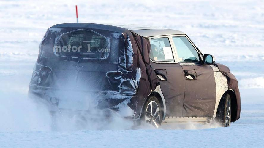 2019 Kia Soul Photos espion