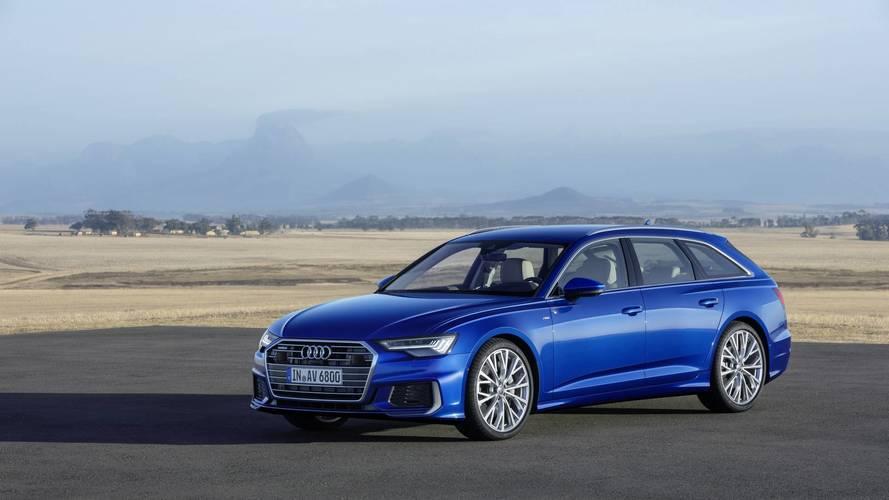 Après l'A6 berline, voici la nouvelle Audi A6 Avant (2018)