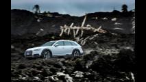 Audi A4 allroad, lo spot sull'Etna 002