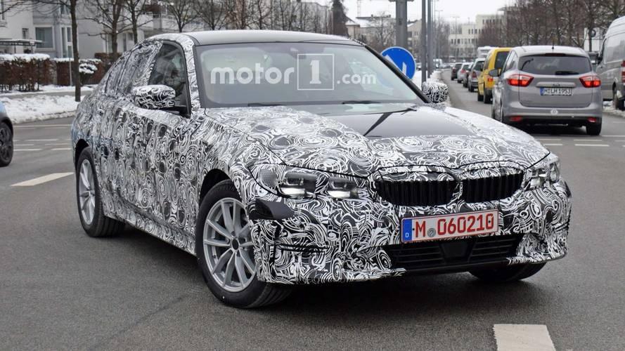 Flagra - Novo BMW Série 3 (2019) aparece nas melhores fotos até agora