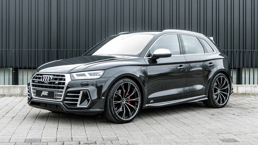 Audi SQ5 ABT, cerchi da 22