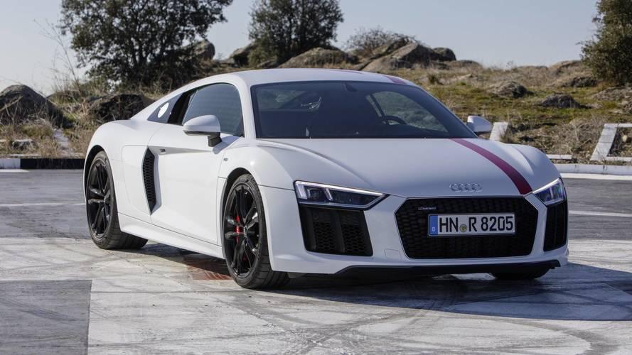 Take Home Audi's Rear-Wheel-Drive R8 RWS For Less Than $140K