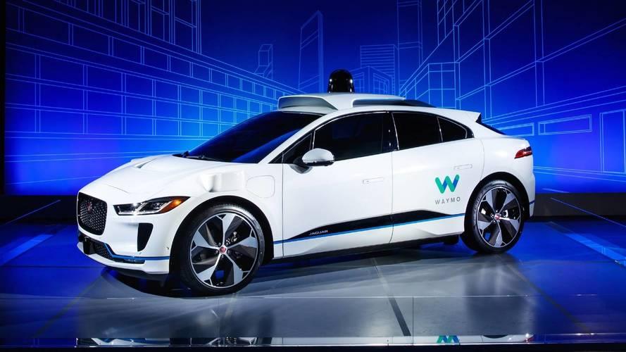 Jaguar e Google se unem para fazer 20 mil I-Pace autônomos em dois anos