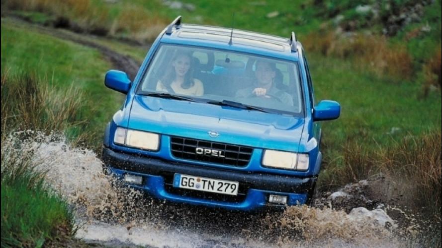 Opel Frontera, non chiamatela SUV