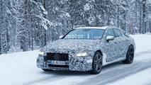 Mercedes-AMG GT Sedan Winter Spy Photos