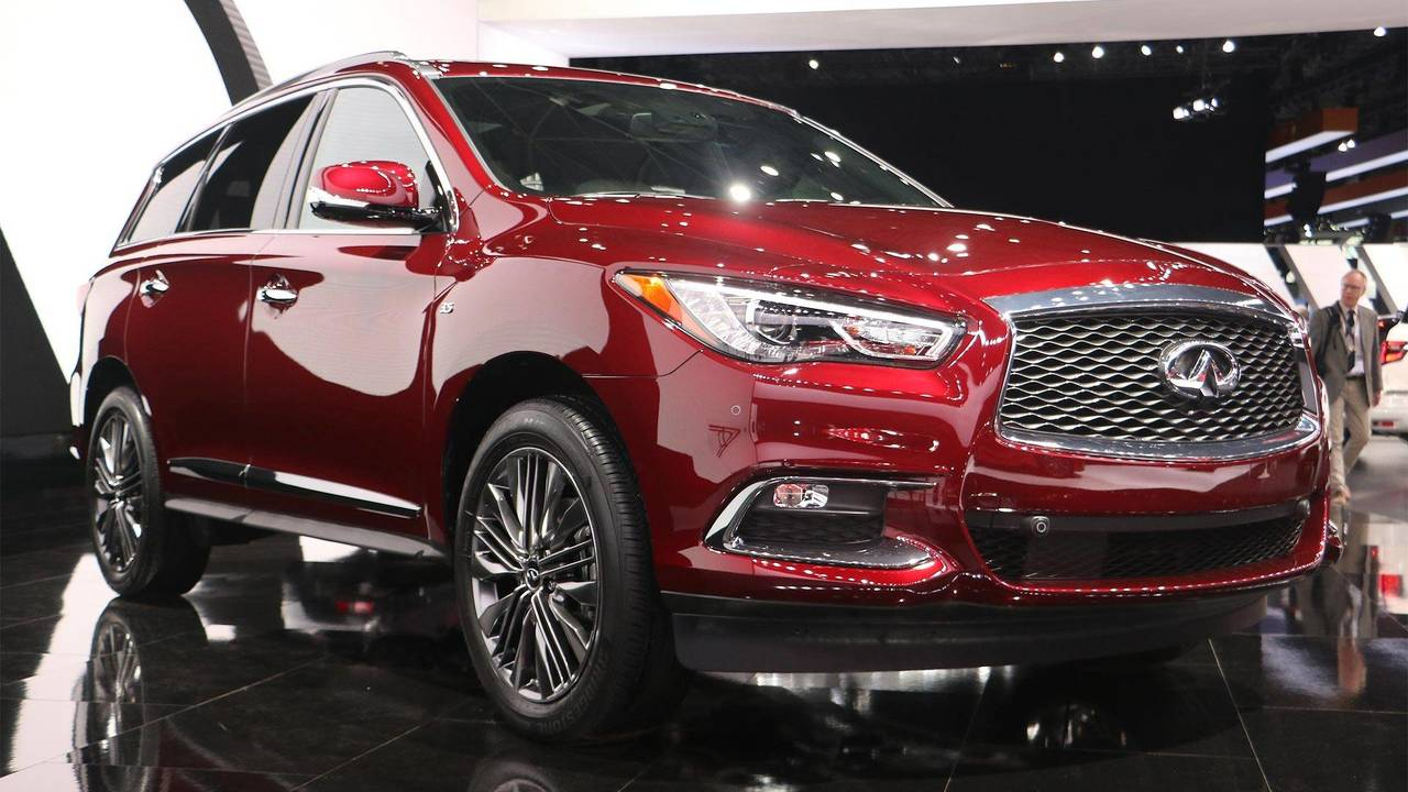 2019 Infiniti QX60: New York