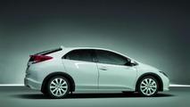 2012 Honda Civic (Euro-spec) 13.09.2011