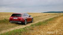 Essai Mercedes Classe E All-Terrain