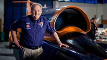 Bloodhound SSC speed run