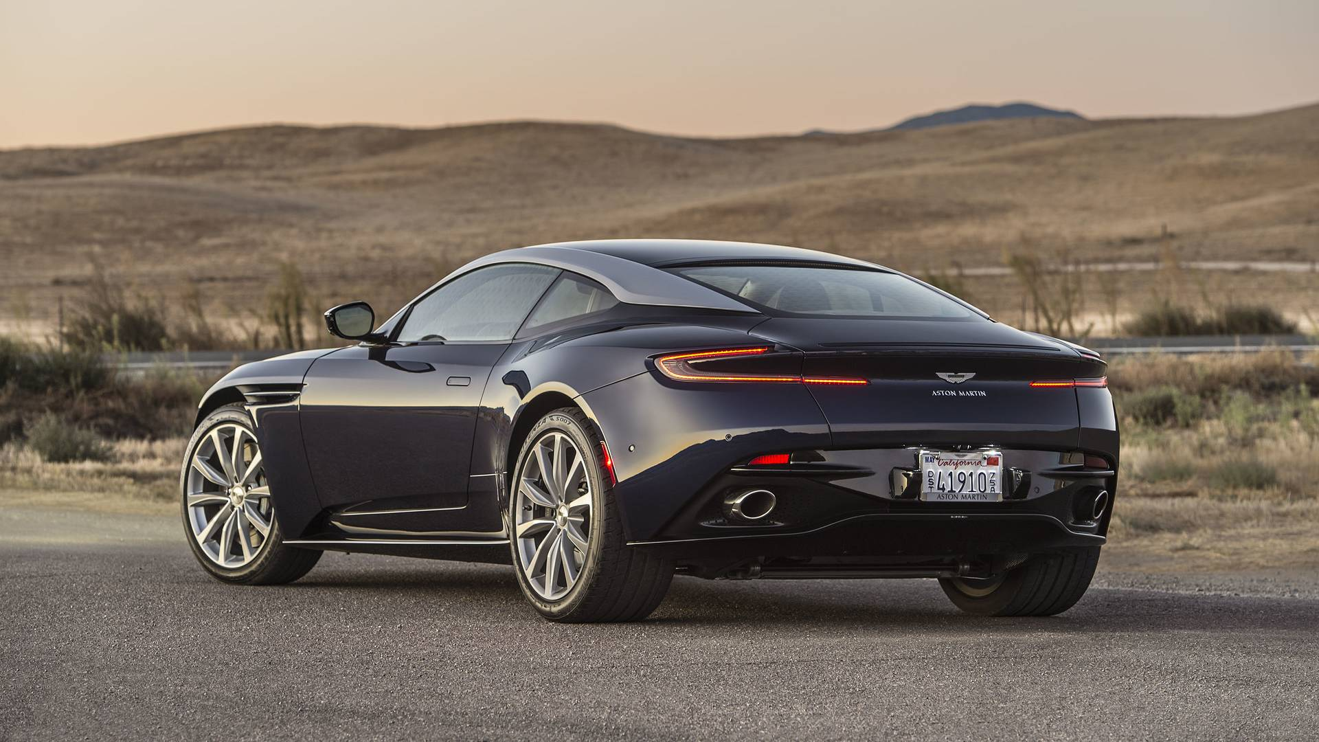 Aston Martin DB11 V8 News And Reviews