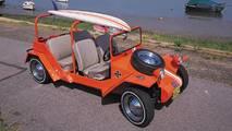 Volkswagen dune buggies