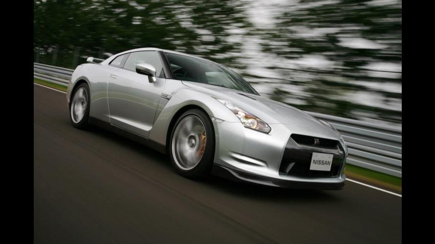 Nissan produrrà una Infiniti GT-R?