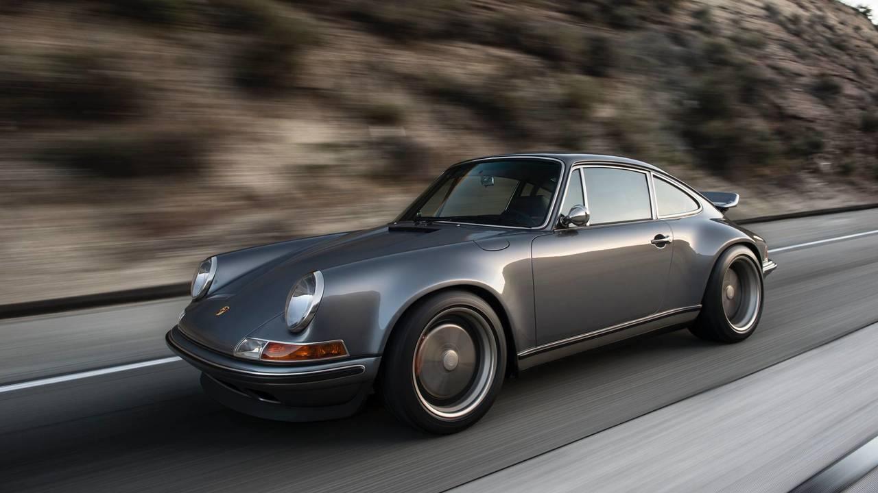 11. Singer Porsche 911