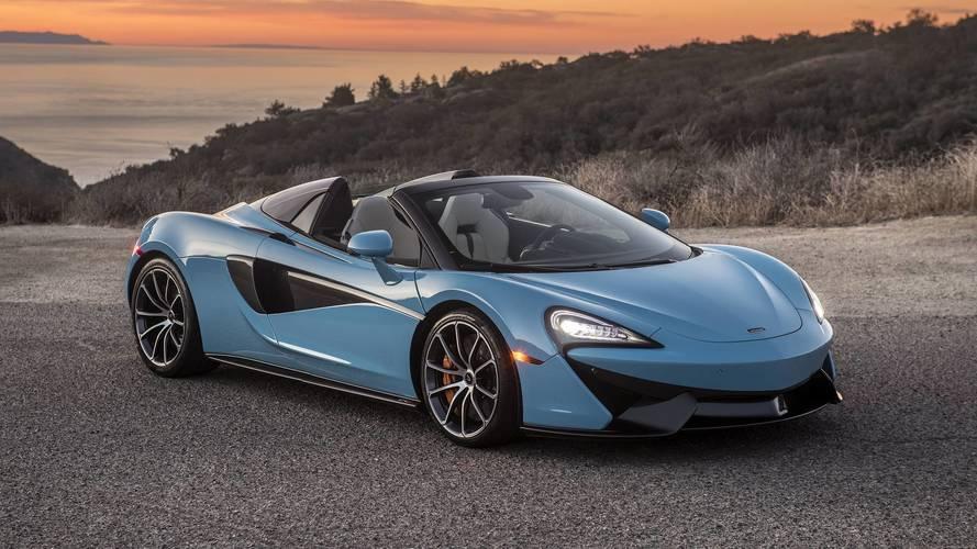 McLaren, yakın gelecekte SUV geliştirmeyi düşünmüyor