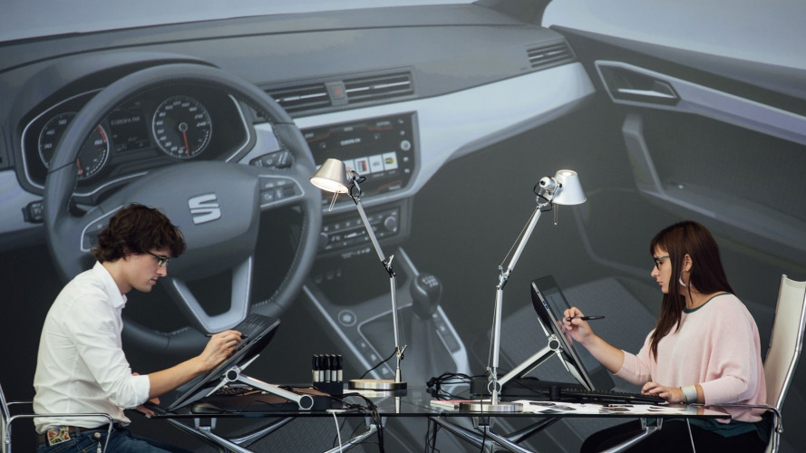 Seat punta sul digital cockpit per il futuro ma lo stile è retrò