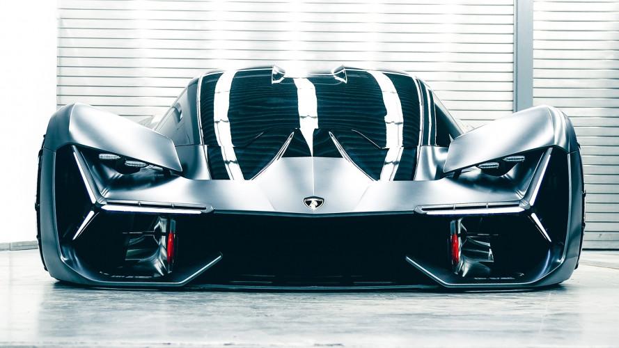 Lamborghini Terzo Millennio, l'hypercar nata domani