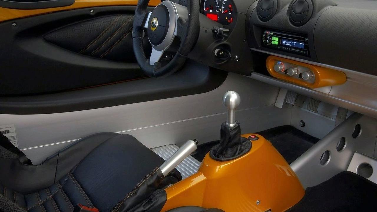 Lotus Elise S 40th Anniversary Edition