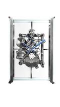 Erwin Sattler table clock by Audi design 24.09.2013