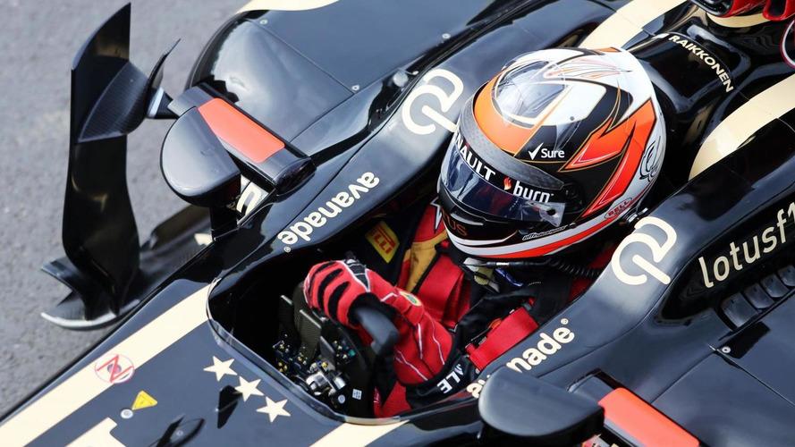 Lotus pushing Raikkonen for quick decision on 2014