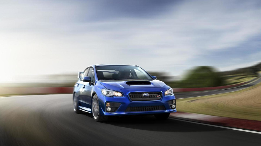 2017 Subaru WRX & WRX STI priced from $26,695