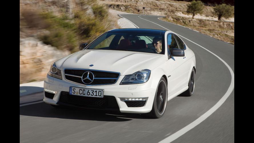 Mercedes Classe C350 Coupé