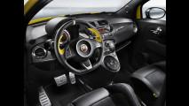 Abarth 695 Tributo Ferrari Giallo Modena