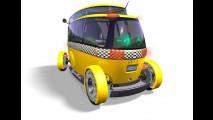 """Le idee di """"Taxi 07"""", festa per i 100 anni dei taxi a NY"""