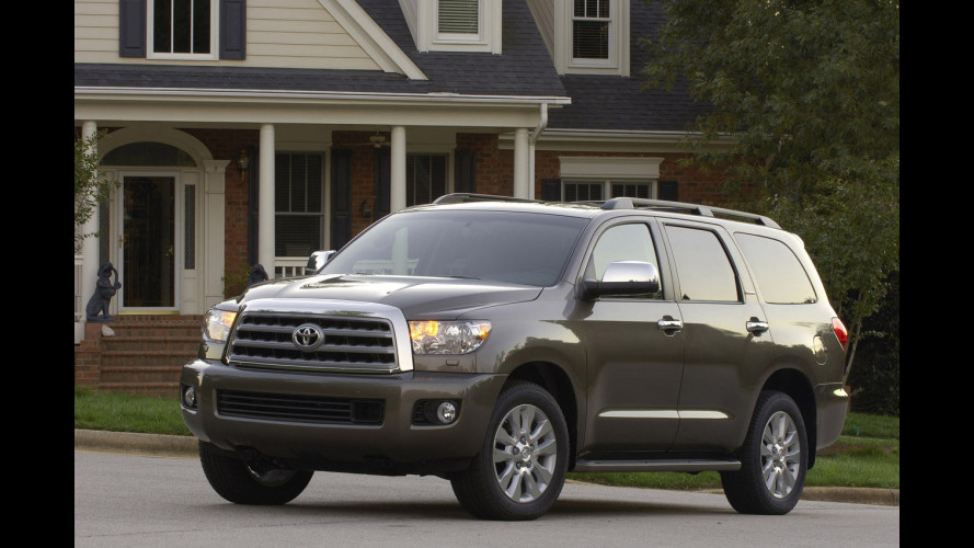 Toyota Sequoia a Los Angeles