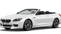 2014 BMW 6-Series Convertible Frozen Brilliant White Edition announced (US)