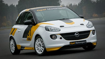 Opel Adam Cup tears up the countryside [video]