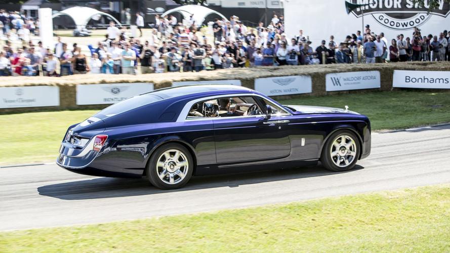 A jelenleginél sokkal több egyedi modellt készítene a Rolls-Royce