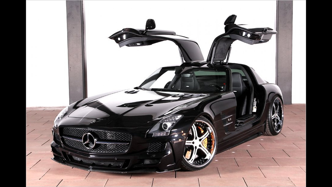 MEC Mercedes SLS AMG