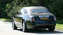 Rolls-Royce Coupé Spied