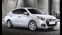 Versões Renault de March e Versa são fracassos de venda