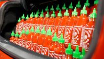 Lexus Sriracha IS: LA 2016
