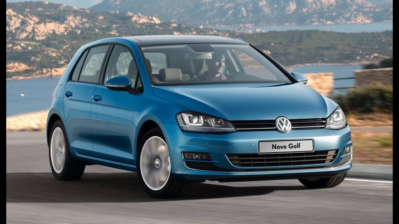 Fiesta na ponta e Golf crescente entre os mais vendidos no Reino Unido