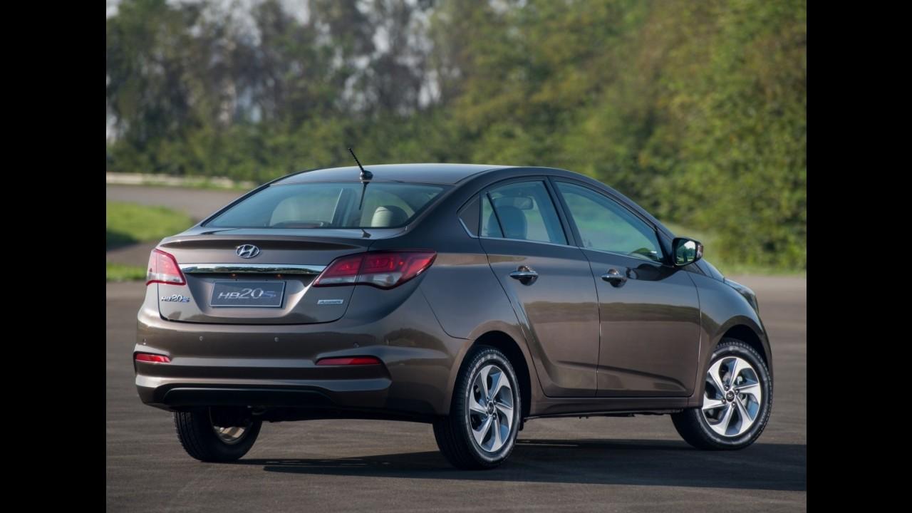 Hyundai anuncia promoção com duas parcelas grátis para a linha HB20
