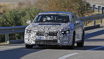 2017 VW Arteon spy photos