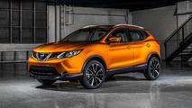 2017 Nissan Rogue Sport official photos