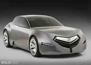 Acura Advanced Sedan Concept