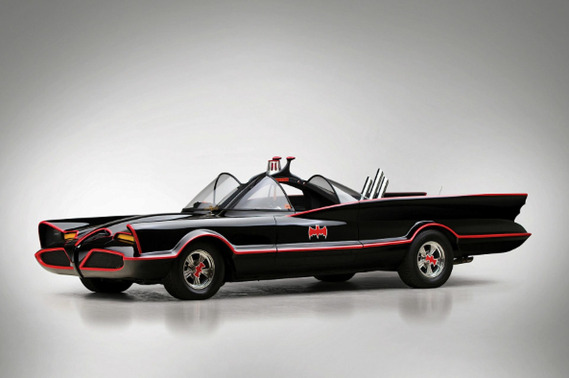 Barrett-Jackson: Batmobile Sells for $4.62M, Sets Auction Record
